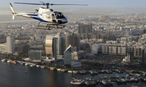 Dubai Helicopter Tours City