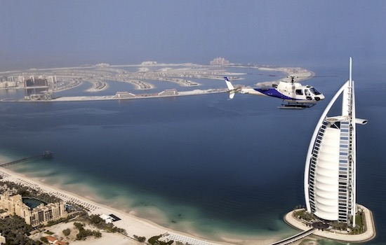 Dubai Vision Helicopter Tour, Dubai Helicopter